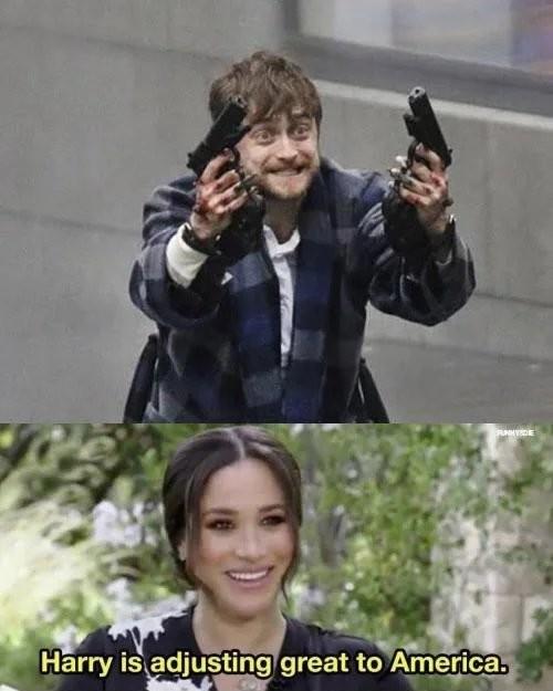 Prince Harry - meme