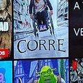 La reacción de Shrek y burro a la portada de corre, XD
