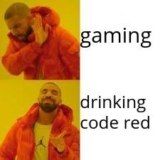 mmm drink - meme