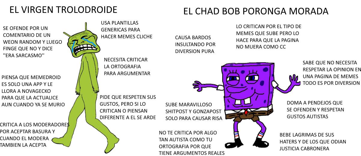 Viva el shitpost - meme