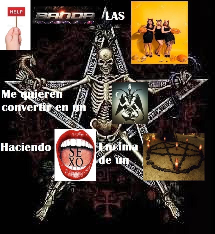 hora de los memes satanicos >:)