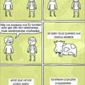 Cuidado com os porcos