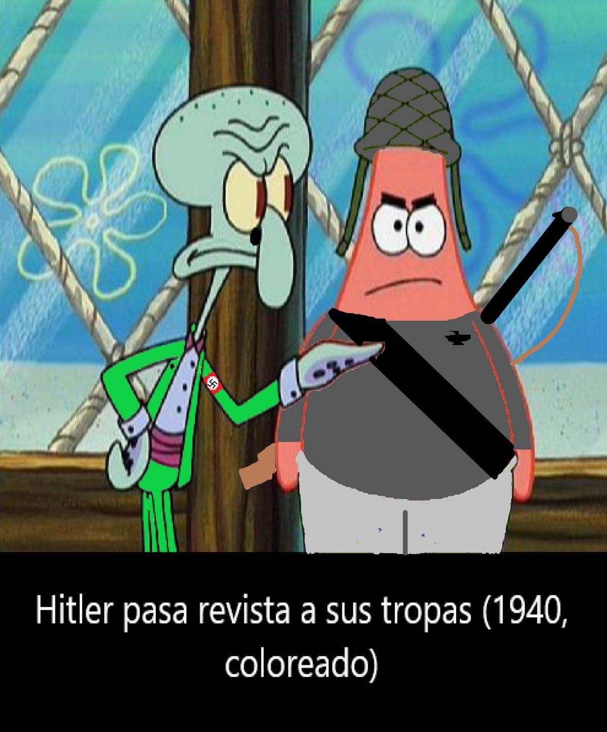 calamadolf hitlertaculos - meme