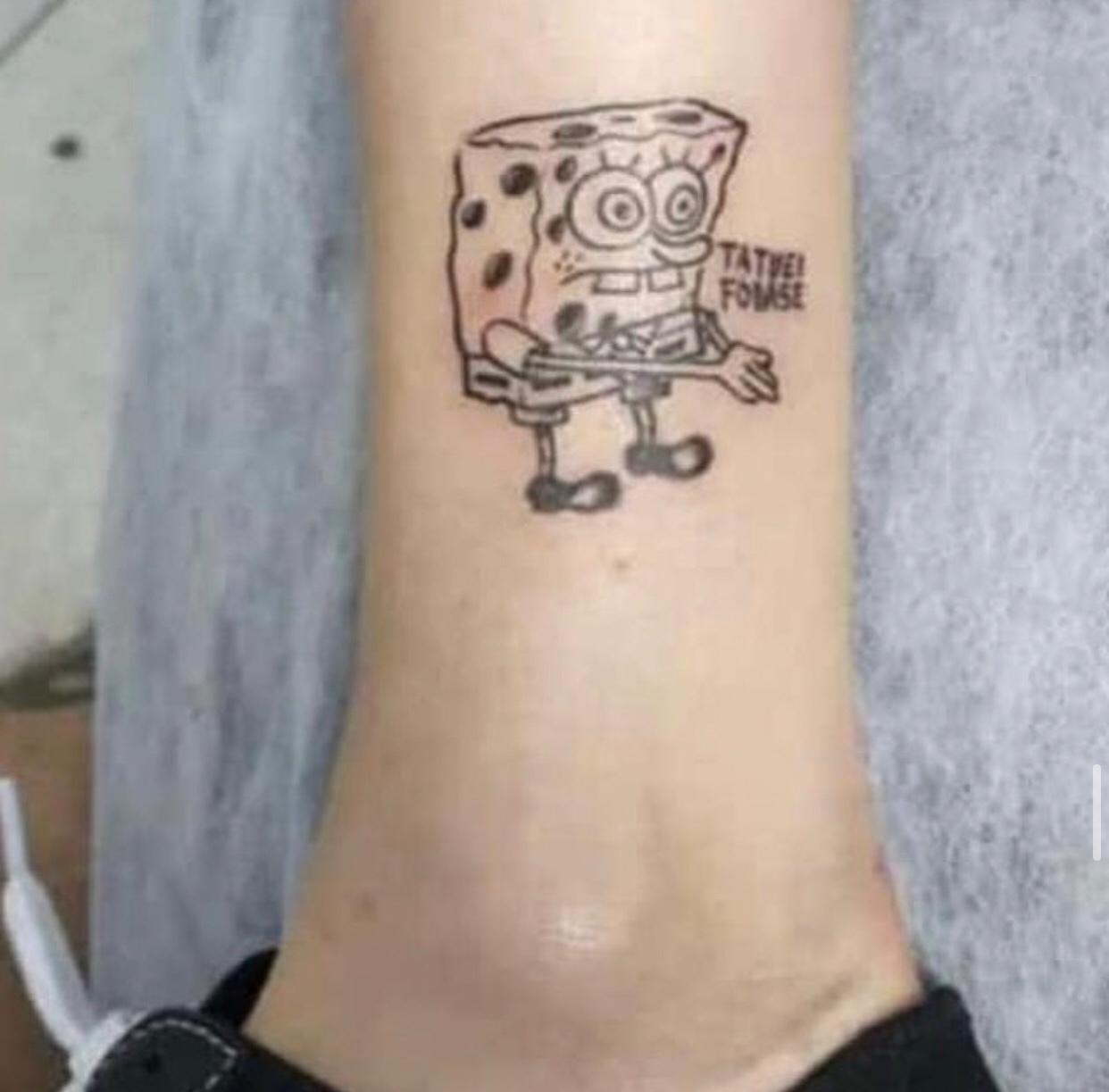 tatuei fodase - meme