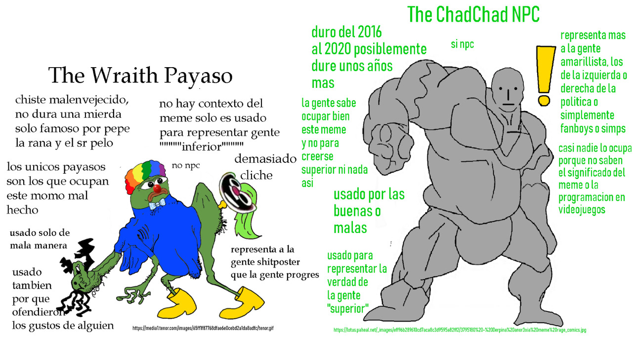 the virgin usar al virgin vs chad vs the chad usar al wraith y gigachad - meme