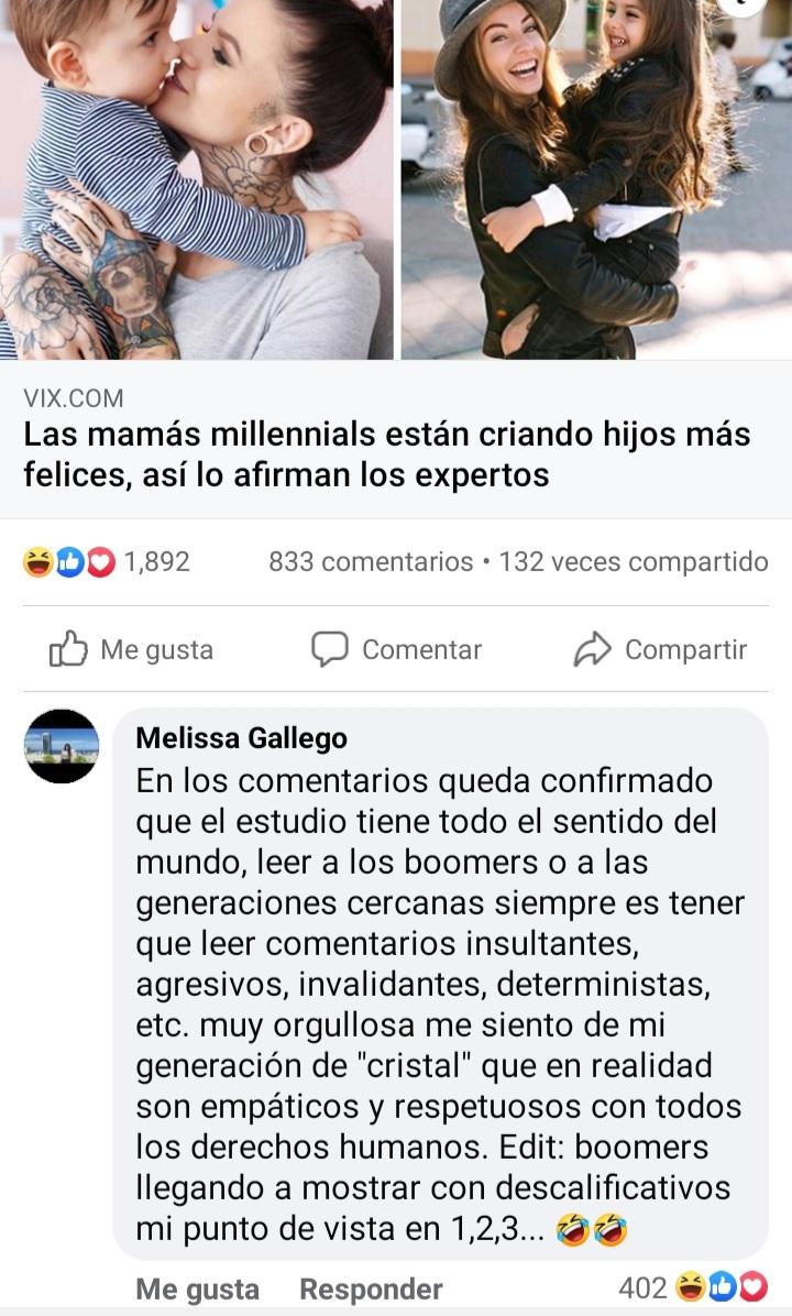 Cosas de madres - meme