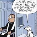 doggie confession