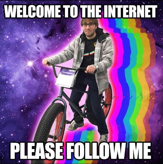 bem-vindo amiguinho - meme