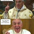 Vero discorso di papa Francesco sulle suocere