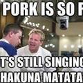 hakuna matata!!! is dead