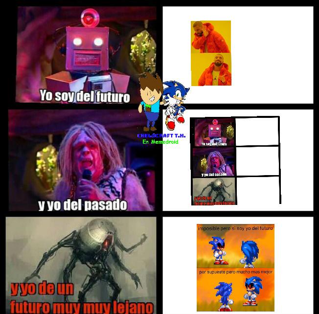 Re-Actualizado XD - meme