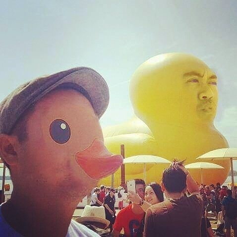 duck off - meme