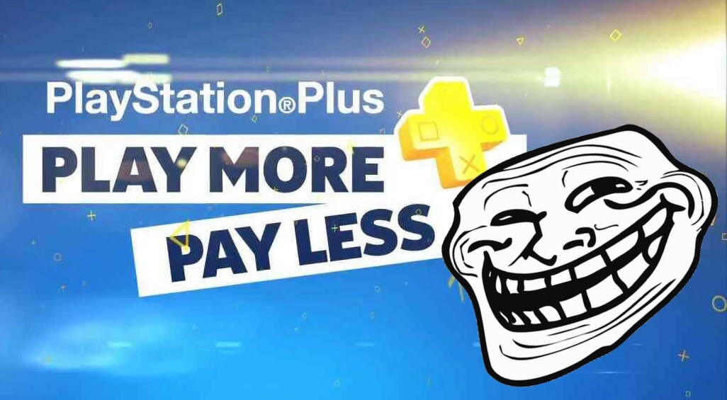 PlayStation Plus Price Increase - meme