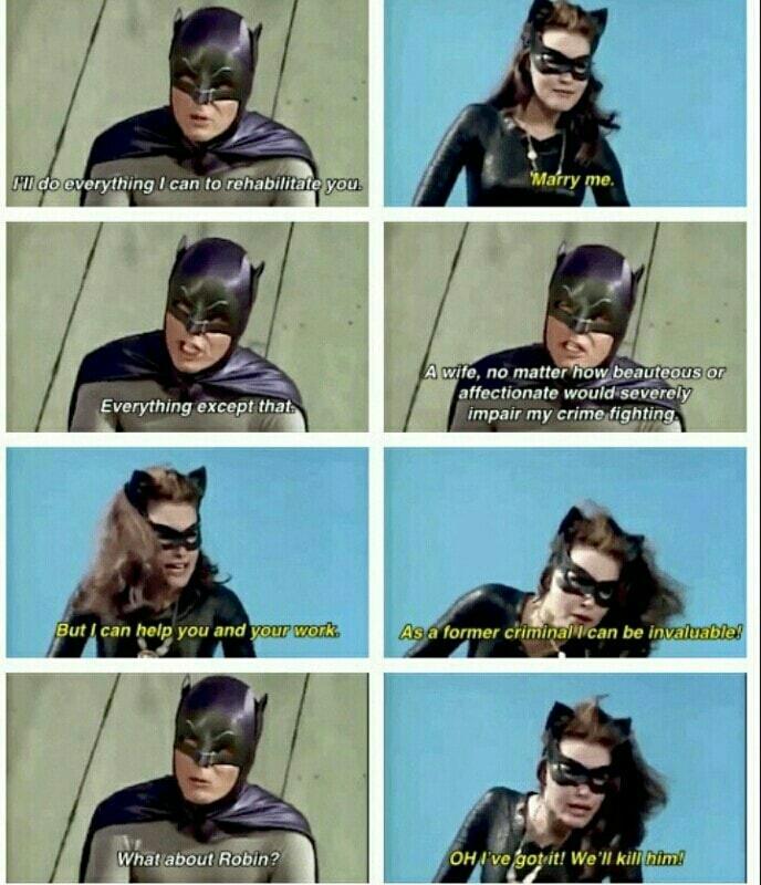 Holy quick resolutions Batman! - meme