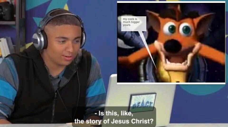 Yes it is - meme