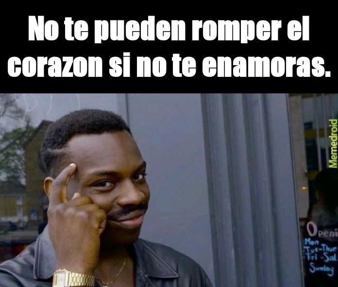 No hate - meme
