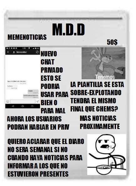 nuevo diario - meme