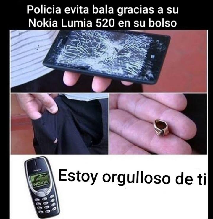 Troleador celular - meme