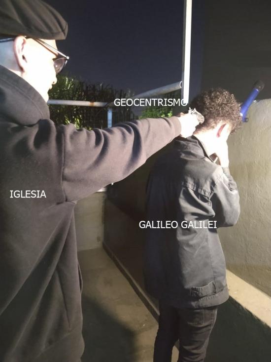 Galilei - meme
