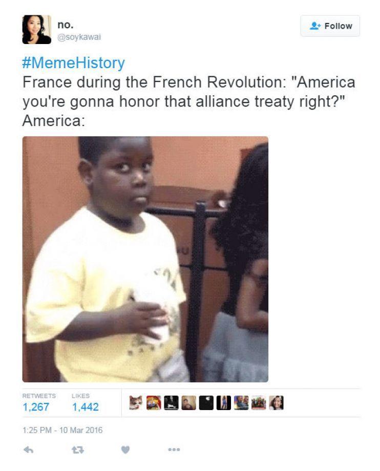 We Never shook meng - meme