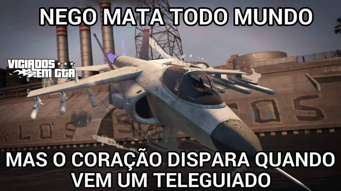 GTA, the zuera never ends - meme