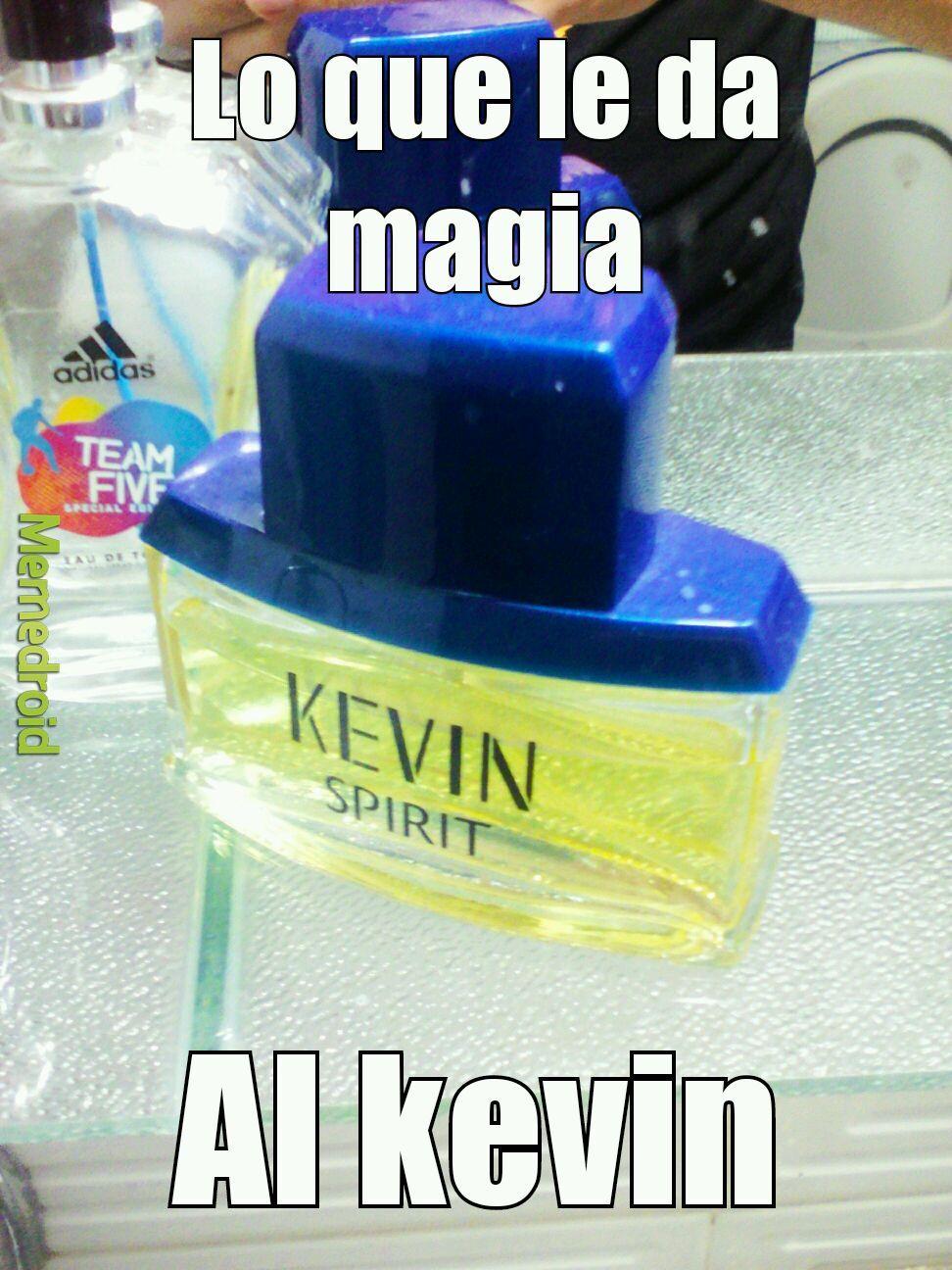 Kevin spirit :v - meme
