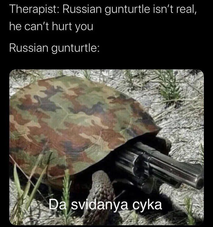 proshchay ublyudok - meme