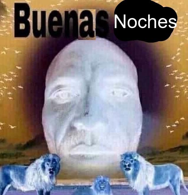 Buenas noches By: OneDdYT - meme