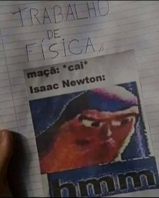 trabajo de fisica - meme
