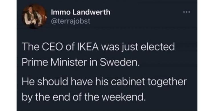 Ikea - meme