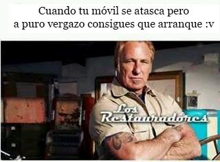 A puro putazo lo arreglo >:v (original) - meme