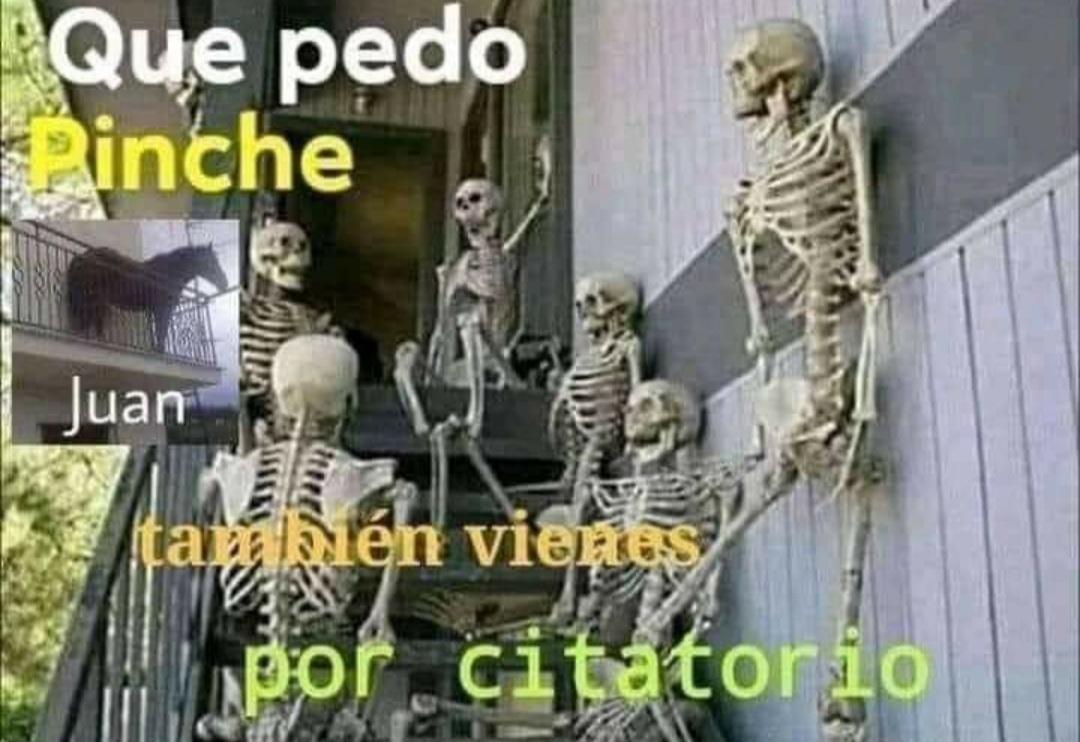 Pinche Juan - meme