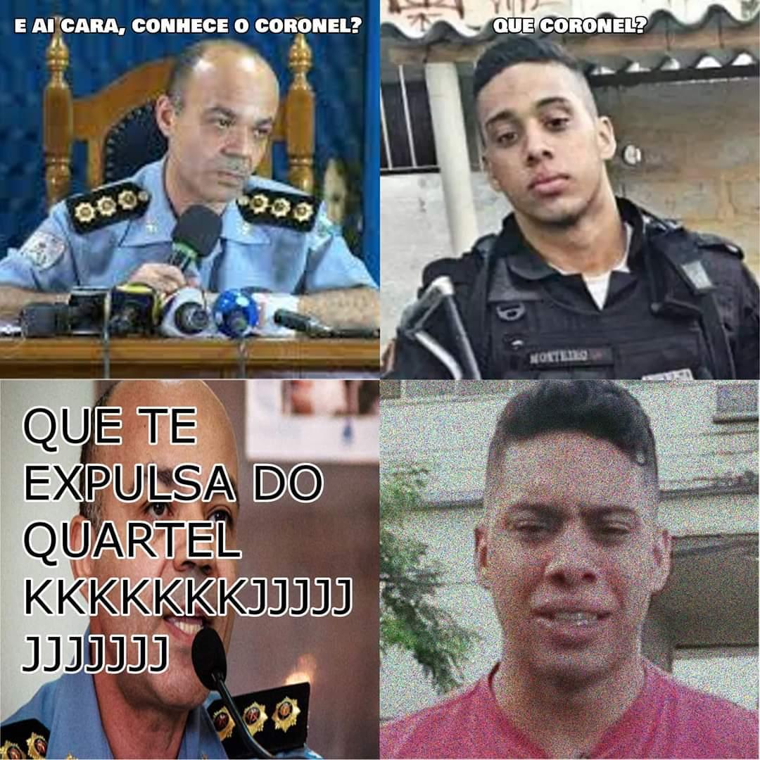 Coronel - meme