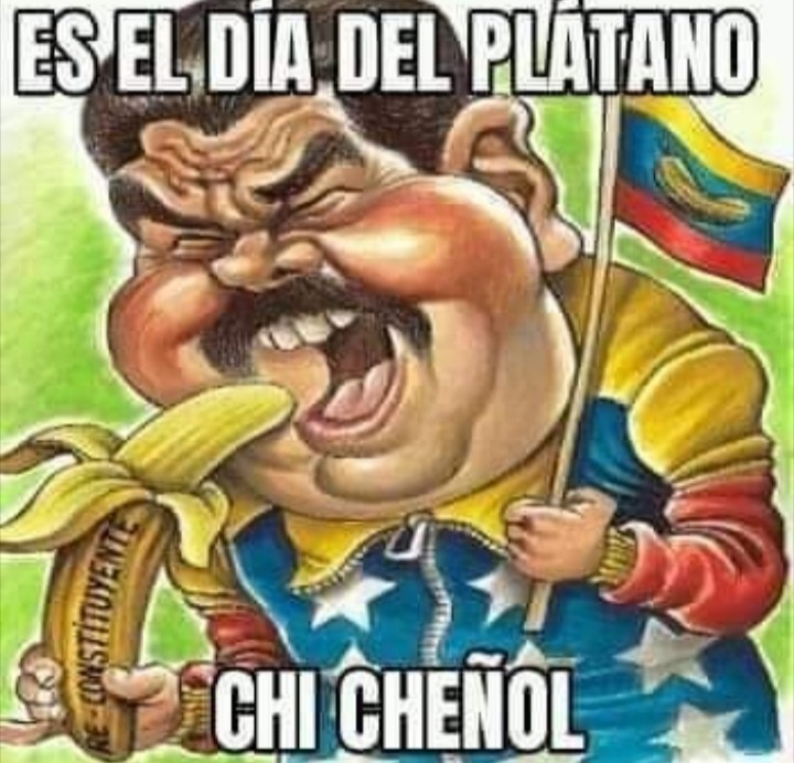Maduro matate - meme