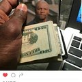 Terry Crews keeps a Terry Crews in his wallet