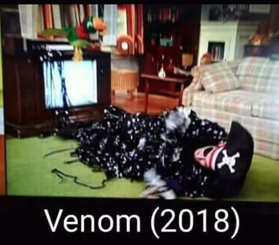 Venom (2018) - meme