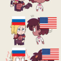 Oh those Russians