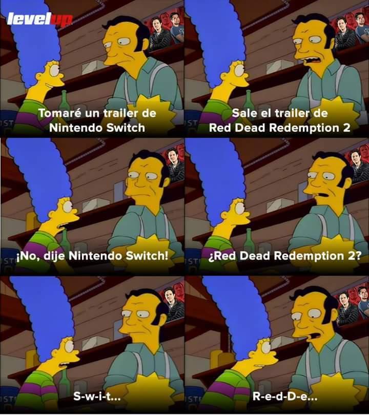 Nintendo Switch <3 - meme