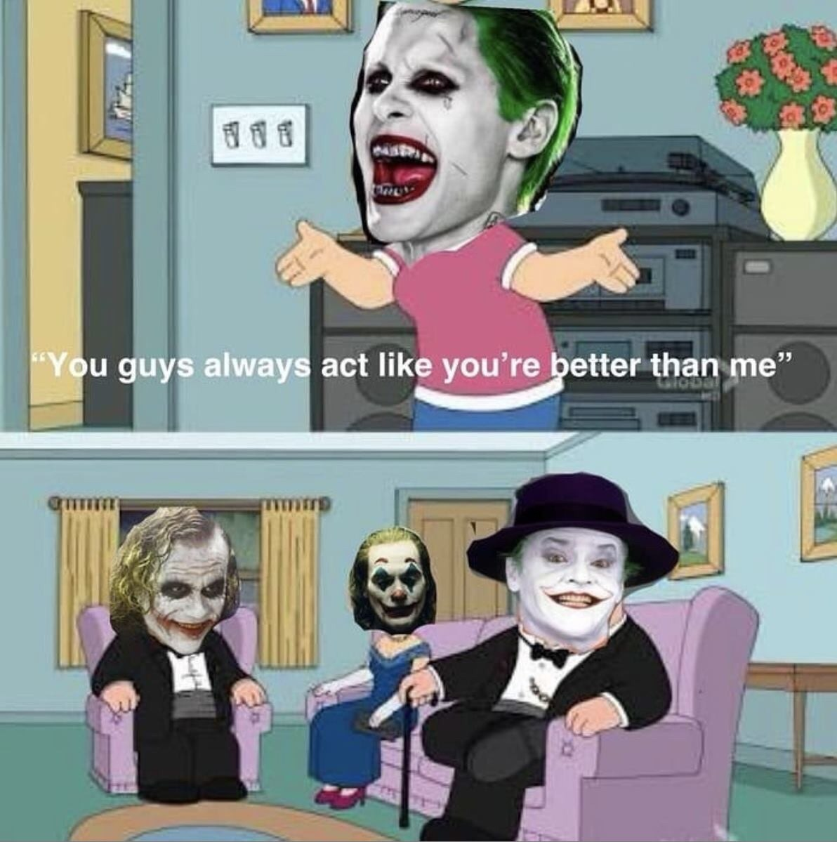 joker - meme