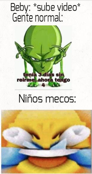 Otro meme de Beby