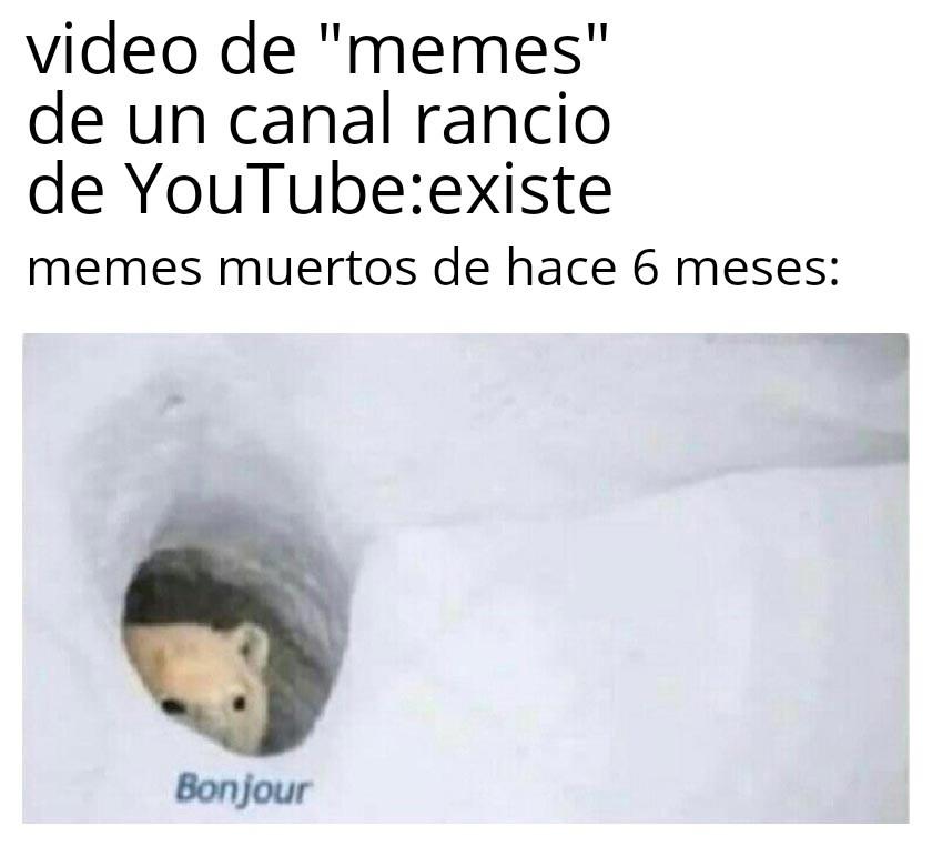 Meme muerto pero igual