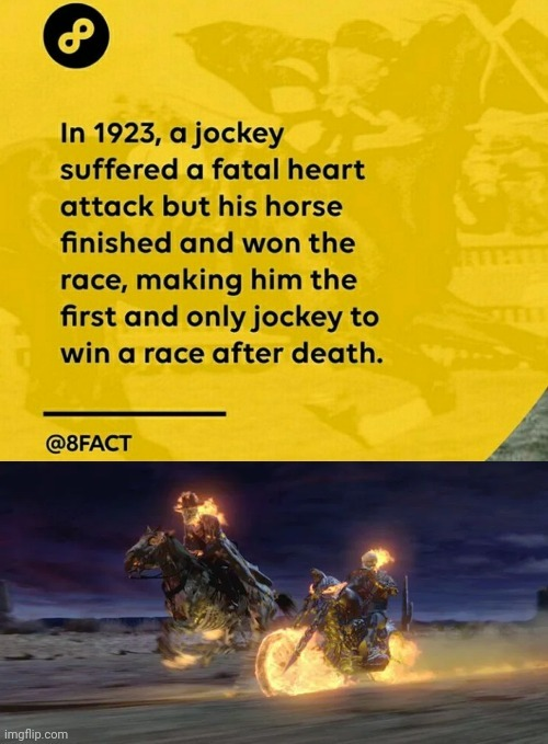 Ghost rider - meme