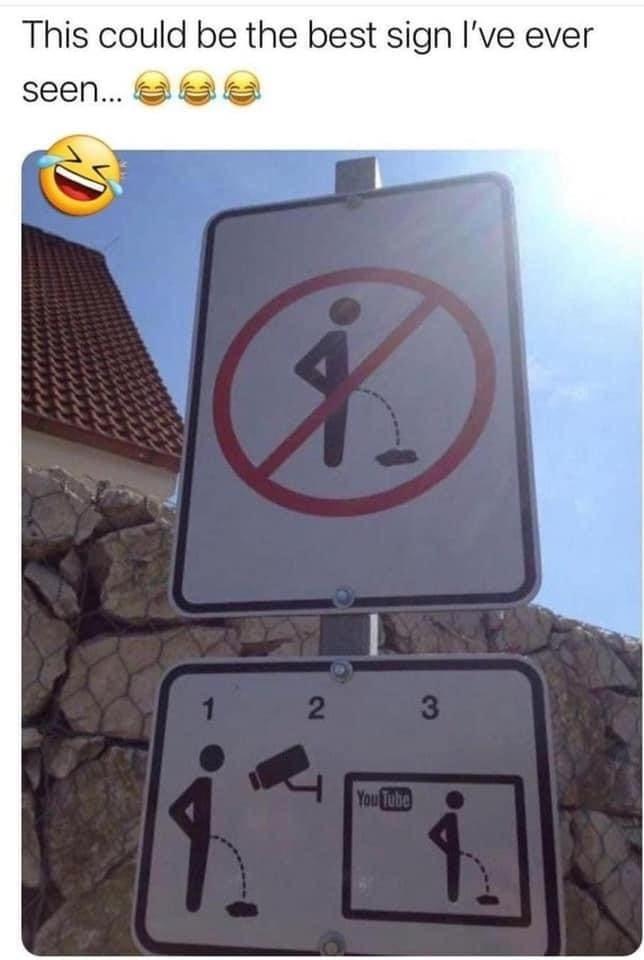 Signs - meme