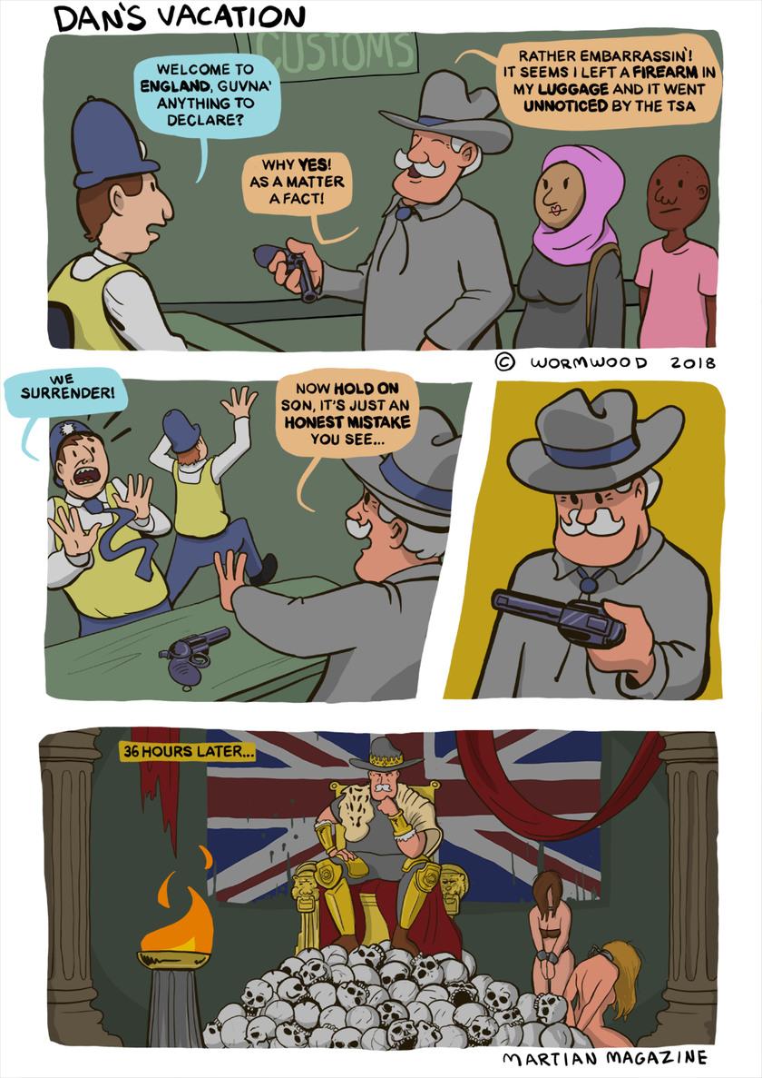 Taking over britbongland 101 - meme