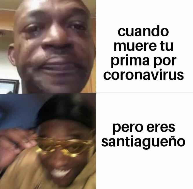 santiagueño moment - meme
