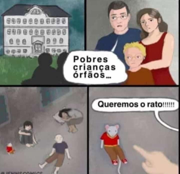 Rato - meme