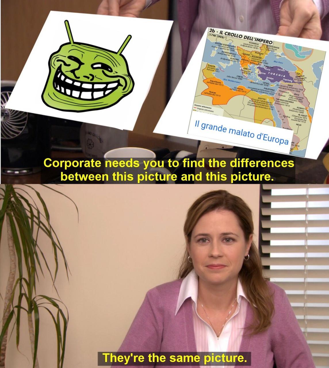 Onestissimo - meme