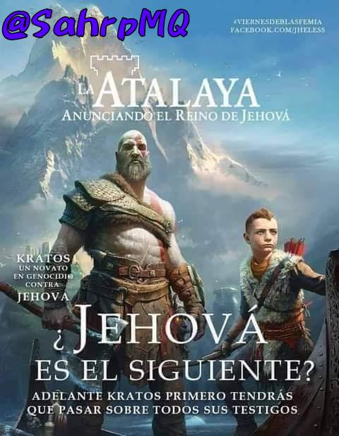 Jehová - meme