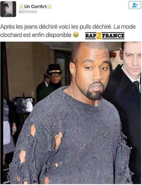Une nouvelle mode ? - meme