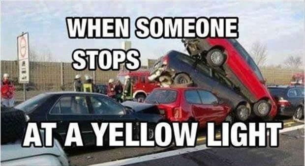 bad drivers - meme